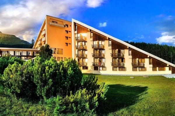 Štrbské Pleso: Hotel FIS 3*