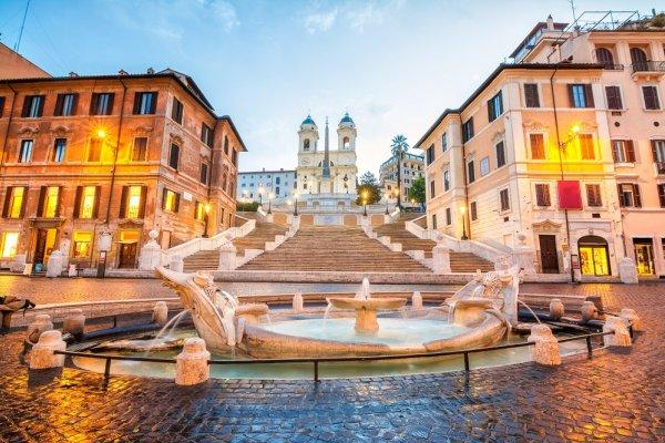 Taliansko, Rím: Najväčšie poklady večného mesta z Bratislavy