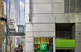 Holiday Inn Manhattan Financial District recenzie