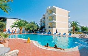 Aparthotel Sarti Beach recenzie