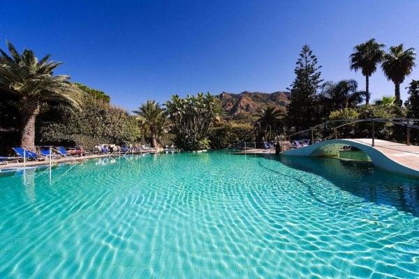 Ischia: Park Hotel Terme Mediterraneo 4*