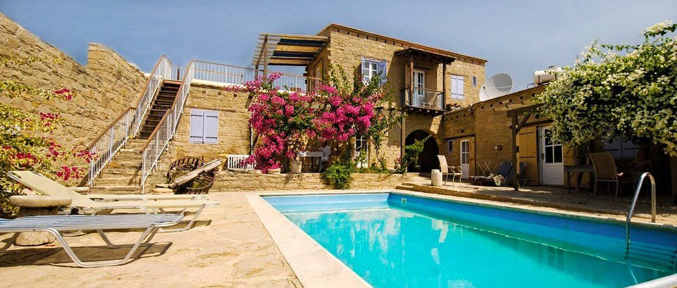 Traditional Cyprus Villages Tochni, Kalavasos, Psematismenos