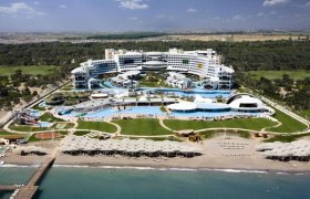 Cornelia Diamond Golf Resort & Spa recenzie