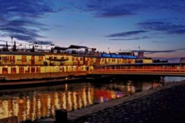 Fortuna Boat Hotel & Restaurant Budapest