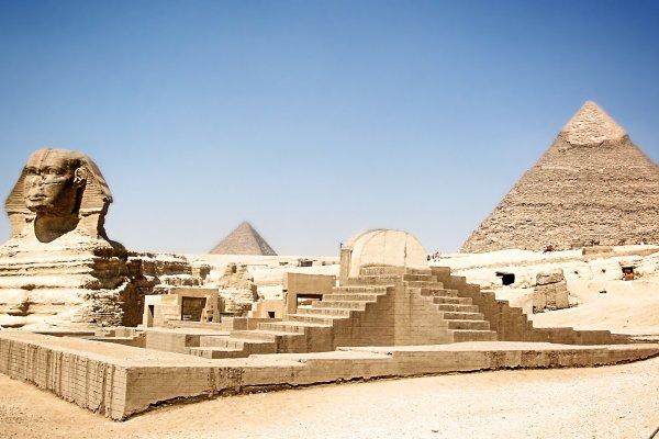Egypt, krajina faraónov a pyramíd