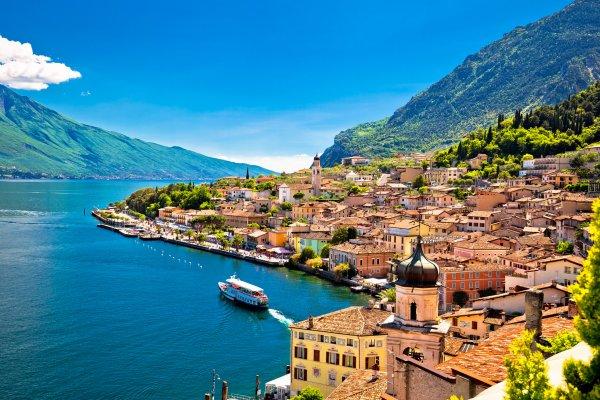 Taliansko: Benátky, Verona, Lago di Garda a Miláno