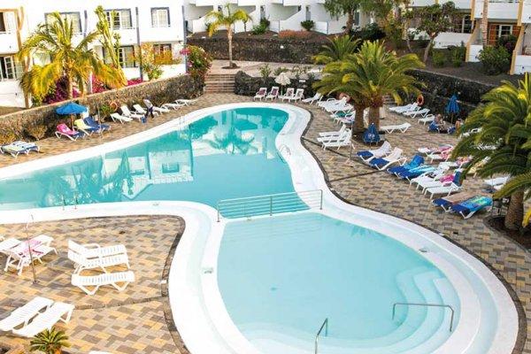 Lanzarote: Sol Morromar Apartamentos 3*