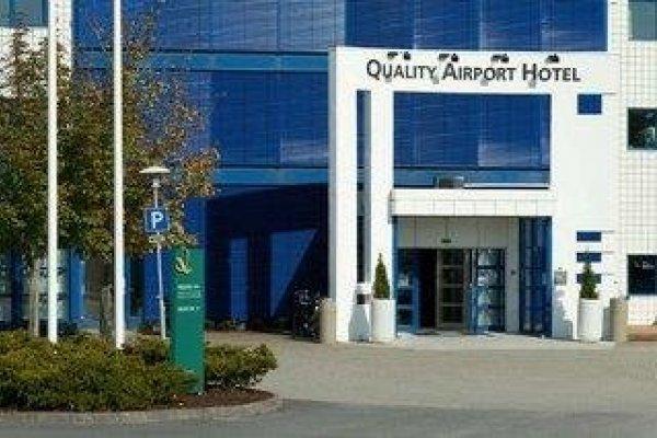 Quality Airport Hotel Stavanger