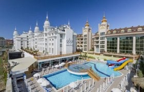 Side Royal Palace Hotel & Spa recenzie