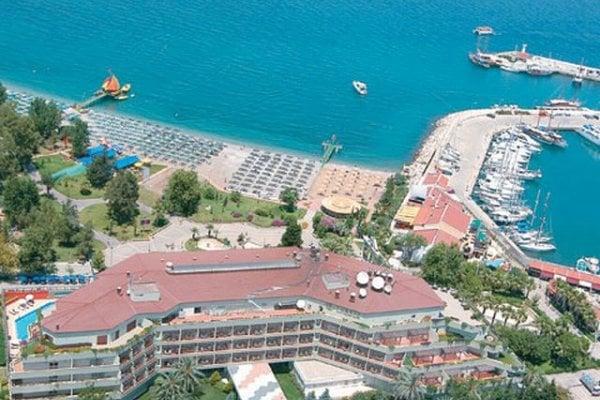 Türkiz Resort Hotel
