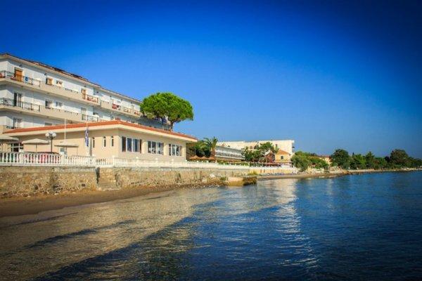 Chryssi Akti & Paradise Beach - Chryssi Akti