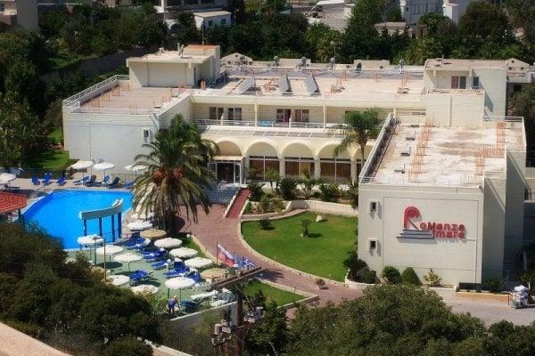 Hotel Romanza Mare Ii.
