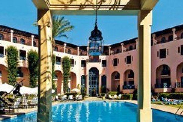 Marrakech Le Tichka Hotel