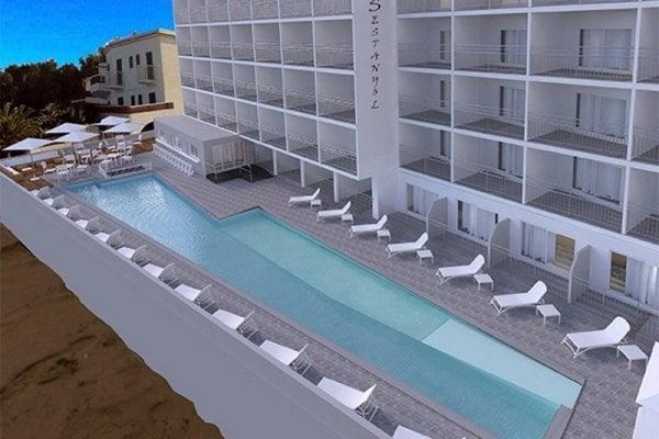 Hotel S´estanyol
