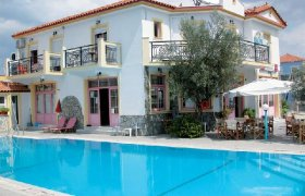 Apartmány Poseidon Lesbos recenzie