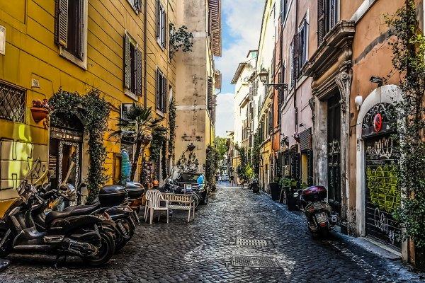 Rím a Florencia: Najväčšie poklady Talianska