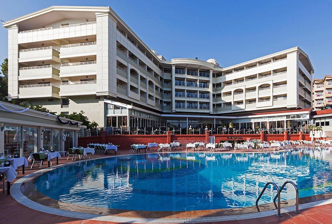 Hane Hotel demnächst Seher Kumköy Star Resort