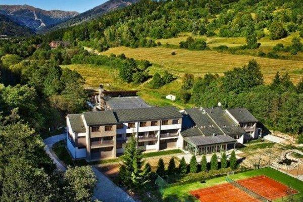 Nízke Tatry: Hotel Bystrá 3*