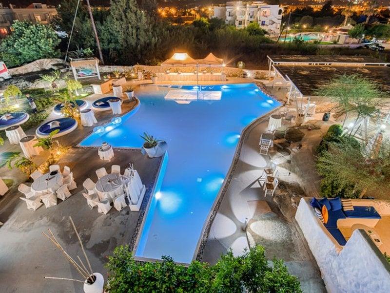 The Kouros Exclusive - Erwachsenenhotel ab 13 Jahre