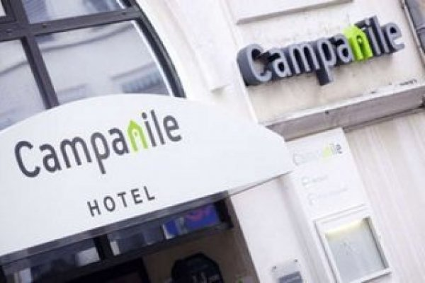 Campanile Lyon Centre - Berges Du Rhone