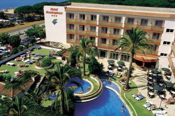 Sumus Hotel Monteplaya - Erwachsenenhotel