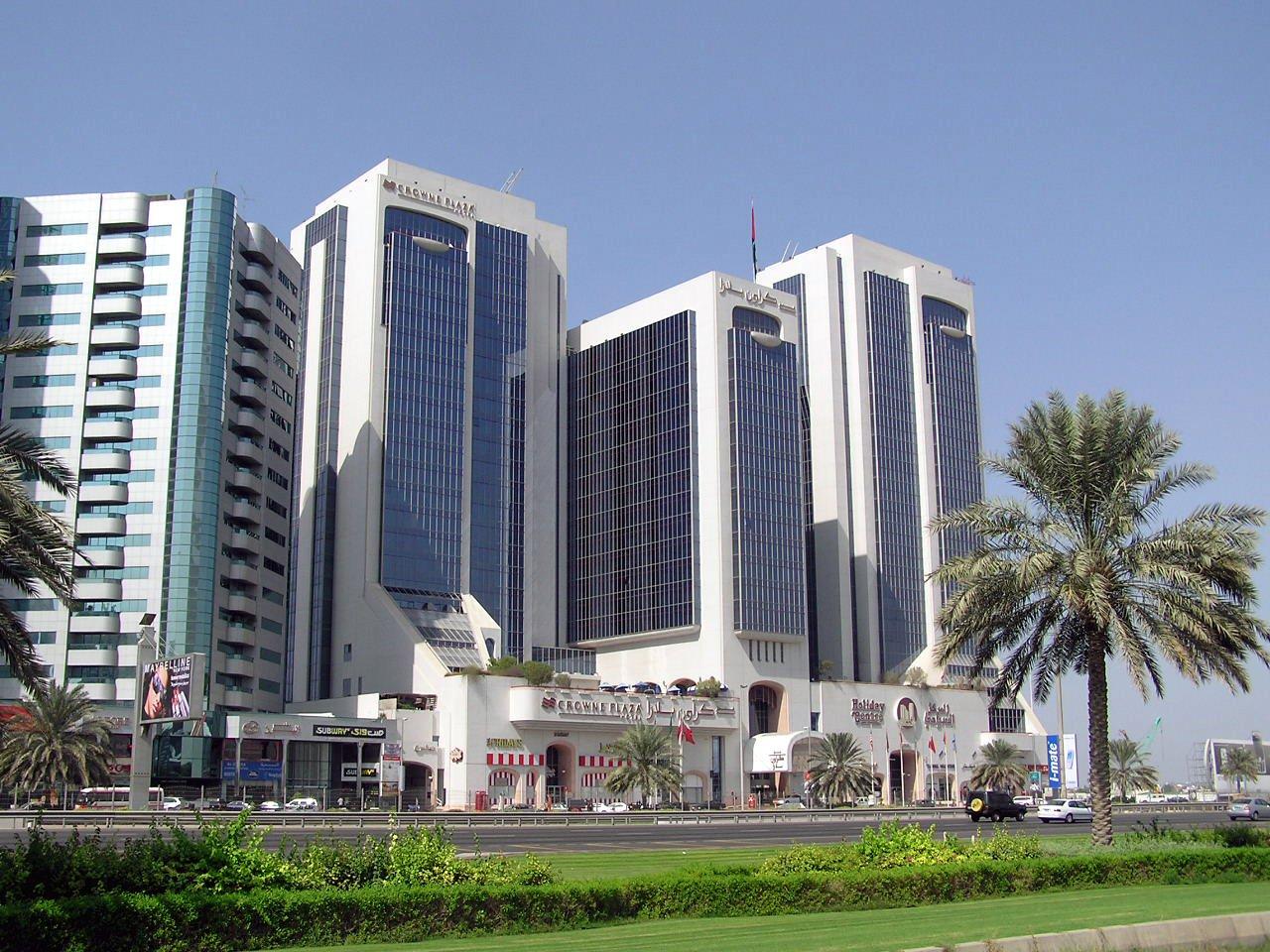 Crowne Plaza Dubai Hotel