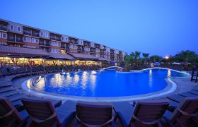 Cactus Club Yali Hotels & Resort recenzie