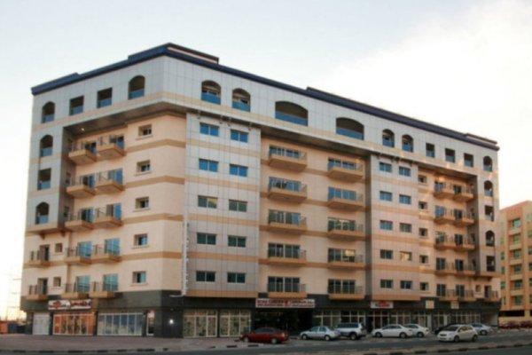 Rose Garden Hotel Apartments Al Barsha