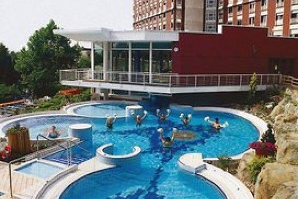 Ensana Thermal Aqua Health Spa Hotel