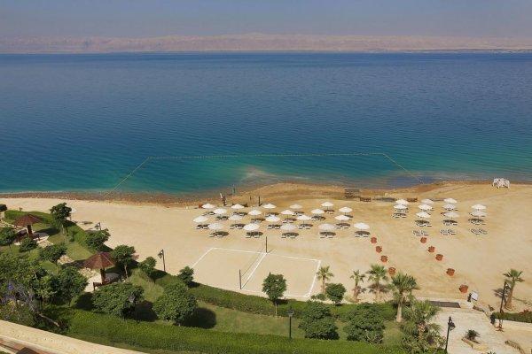 Jordánsko, Mŕtve more: Crowne Plaza Resort 5* z Budapešti