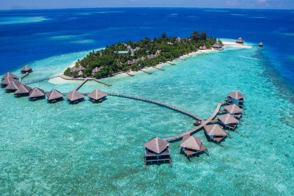 Maledivy: Adaaran Club Rannalhi 4*
