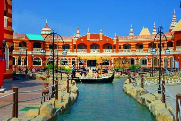 Aqua Blu Sharm Resort