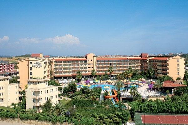 Seaden Hotels Corolla Hotel Side