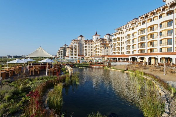 Bulharsko: Sunrise Resort 4* s all inclusive