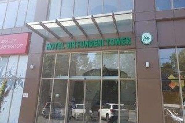 Aparthotel Sir Fundeni Tower