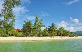 Beachcomber Sainte Anne Island recenzie