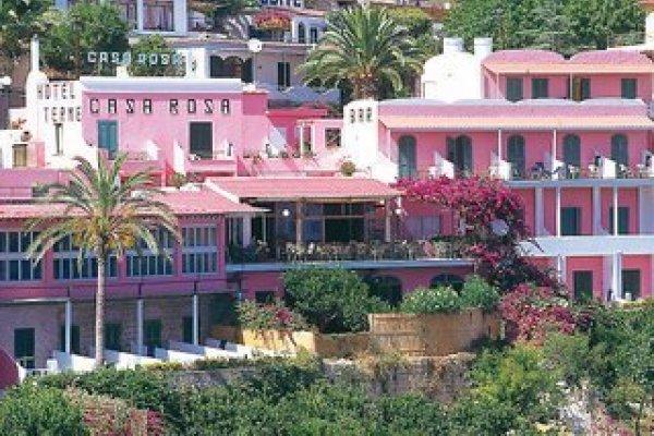 Casa Rosa Terme