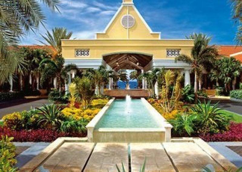 Marriott Curacao Beach Resort & Emerald Casino