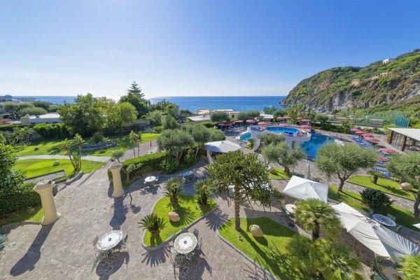 Ischia: Zaro Hotel 4*