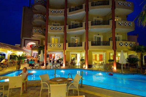 Evilion & Stilvi Sea & Sun Hotel