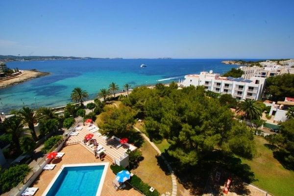 Ibiza: Abrat Hotel 3*