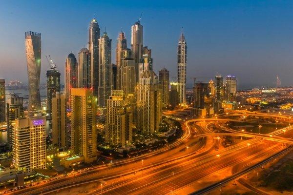 Veľkonočný Dubaj: First Central Suites 4* (slovenský delegát)