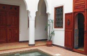 Riad Les Bougainvilliers recenzie