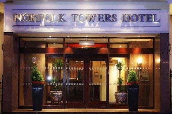 Norfolk Towers Paddington