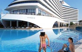 Titanic Beach Lara recenzie