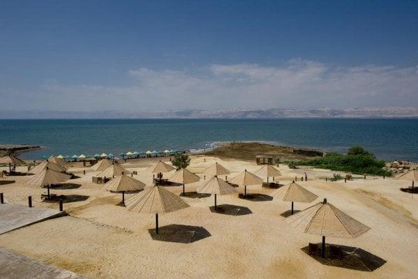 Jordánsko, Mŕtve more: Dead Sea Resort 4* z Viedne