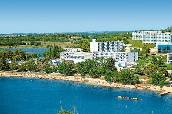 Zelena Resort - Hotel Plavi Plava Laguna