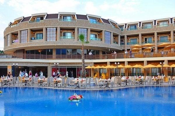 Botanik Resort Demnächst Elamir Resort Hotel