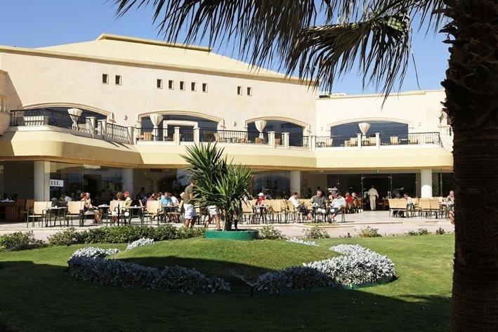 Three Corners Fayrouz Plaza Beach Resort
