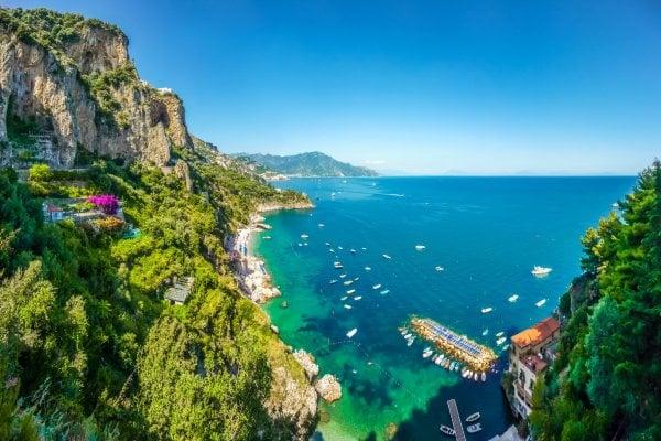 TOP z Talianska: Ischia, Capri, Vezuv, Pompeje a termálne kúpele